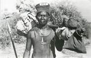"Afrique CPSM MADAGASCAR ""Facteur Tsimandoha"" / POSTE"