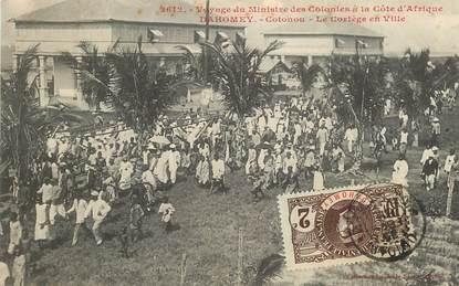 "CPA DAHOMEY ""Cotonou"""