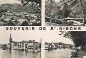 "09 Ariege CPSM FRANCE 09 "" St Girons, Vues""."