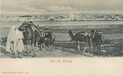 """CPA TUNISIE """"Tunis"""""""