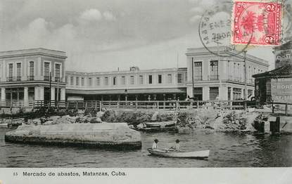 """CPA CUBA """"Matanzas"""""""