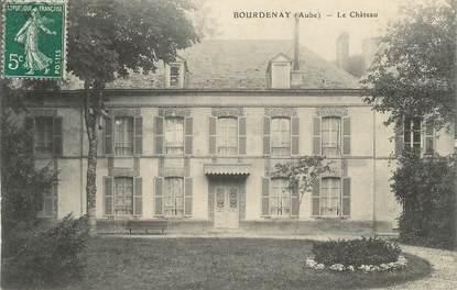 "CPA FRANCE 10 "" Bourdenay, Le château""."
