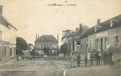 "CPA FRANCE 10 "" Auxon, Le centre""."