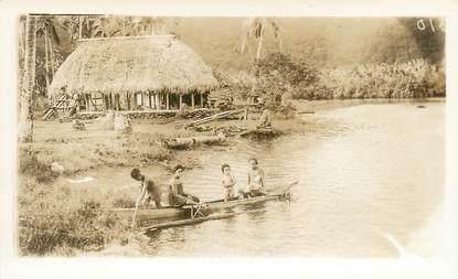 CARTE PHOTO SAMOA