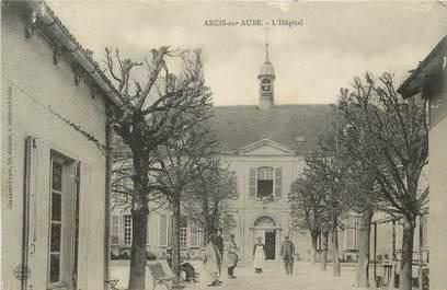 """CPA FRANCE 10 """"Arcis sur Aube, L'Hôpital""""."""