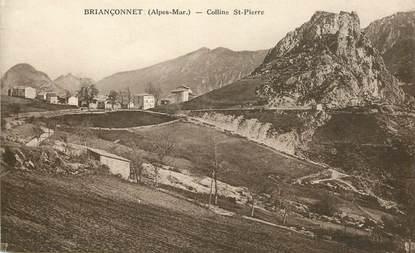 "CPA FRANCE 06 "" Briançonnet"""
