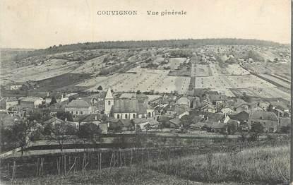 """CPA FRANCE 10"""" Couvignon, Vue générale""""."""