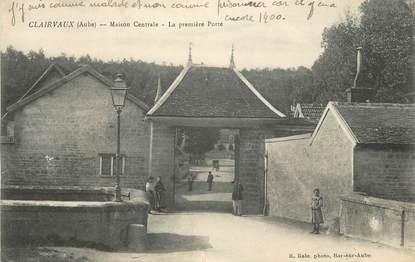 """CPA FRANCE 10"""" Clairvaux, Maison centrale""""."""
