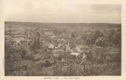 """CPA FRANCE 10"""" Cunfin, Vue panoramique""""."""
