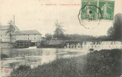 """CPA FRANCE 10 """" Dienville, Le déversoir du moulin""""."""