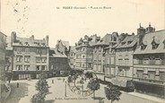 "12 Aveyron CPA FRANCE 12 ""Rodez, Place du Bourg"""