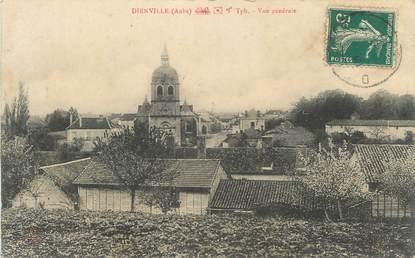 """CPA FRANCE 10 """"Dienville, Vue générale""""."""
