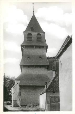 """CPSM FRANCE 10 """" Villemaur sur Vanne, Le clocher""""."""