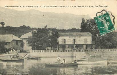 """CPA FRANCE 73 """"Env. d'Aix les Bains, Le Viviers"""""""