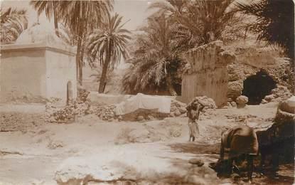 "CARTE PHOTO MAROC ""Fez, Sidi Harazem"""