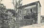 "10 Aube CPA FRANCE 10 "" Troyes, Villa Ste Thérèse""."