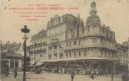 "CPA FRANCE 10 "" Troyes, Grande annexe Jorry Prieur""."