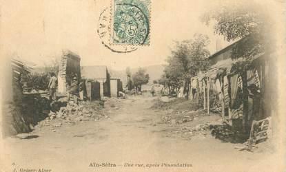 """CPA ALGERIE """"Aïn Sefra"""""""