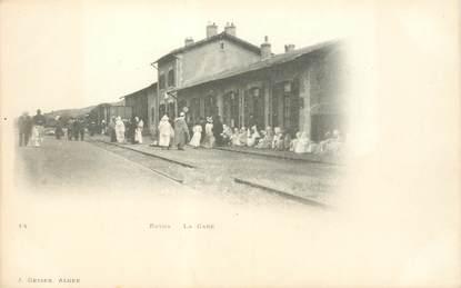 """CPA ALGERIE """"Batna, la gare"""""""