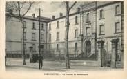 """11 Aude CPA FRANCE 11 """" Carcassonne, La caserne de Gendarmerie""""."""