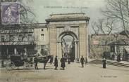 """11 Aude CPA FRANCE 11 """" Carcassonne, Porte des Jacobins""""."""