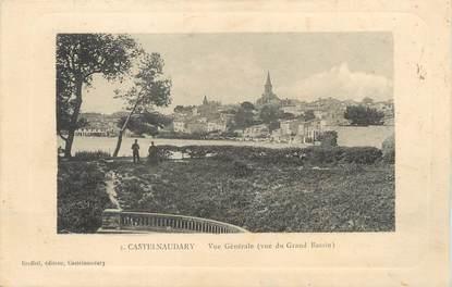 """CPA FRANCE 11 """" Castelnaudary, Vue générale""""."""
