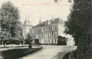"""11 Aude CPA FRANCE 11 """" Castelnaudary, Château du Castellet""""."""