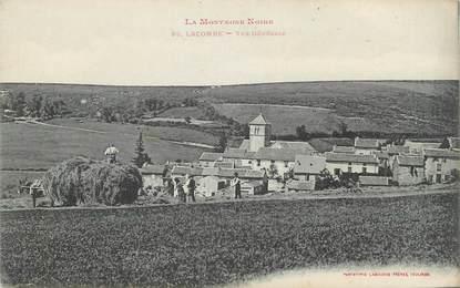 """CPA FRANCE 11 """"Lacombe, Vue générale""""."""
