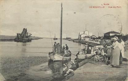 """CPA FRANCE 11 """"Port la Nouvelle"""""""