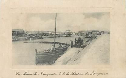 """CPA FRANCE 11 """"Port la Nouvelle, Vue génér&ale de la station des baigneurs"""""""