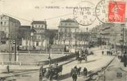 "11 Aude CPA FRANCE 11 ""Narbonne, Le Boulevard Gambetta""."