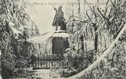 """11 Aude CPA FRANCE 11 """"Narbonne, Le Cyclone du 20 décembre 1920, La statue de Gambetta""""."""