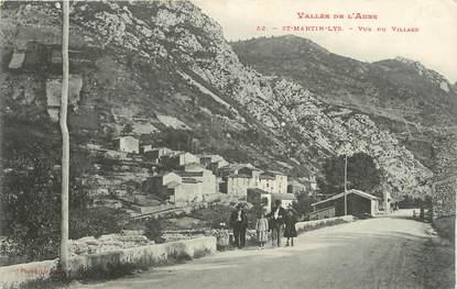 "CPA FRANCE 11 ""St Martin Lys, Vue du village""."