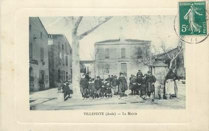 "CPA FRANCE 11 ""Villepinte, La Mairie""."