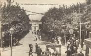 """17 Charente Maritime CPA FRANCE 17 """" Châtelaillon, Avenue de la gare""""."""