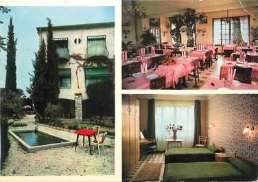 "CPSM FRANCE 06 "" La Gaude, Hostellerie l'Hermitage""."