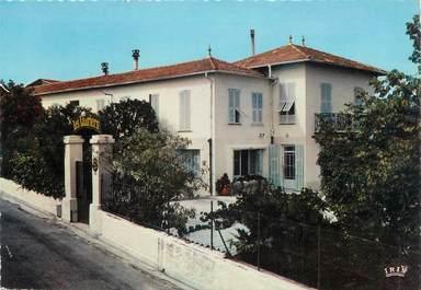 """CPSM FRANCE 06 """" Nice, Maison de Repos Les Lauriers""""."""