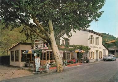 "CPSM FRANCE 06 ""Levens, Restaurant Tonin""."