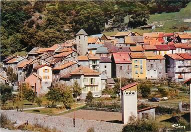 """CPSM FRANCE 06 """" Isola, Vue générale""""."""