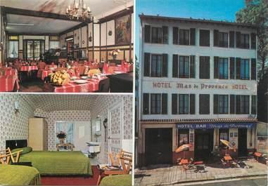"""CPSM FRANCE 06 """" Nice, Hôtel Pension Le Mas de Provence""""."""