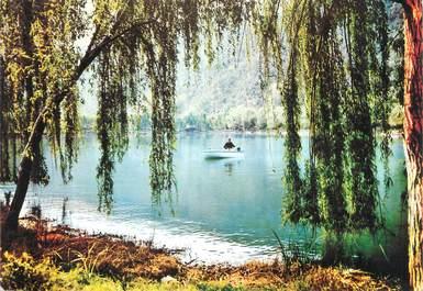 """CPSM FRANCE 06 """"Pégomas, Le Lac des Mimosas""""."""