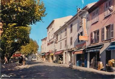 """CPSM FRANCE 06 """"Pégomas, La place"""""""
