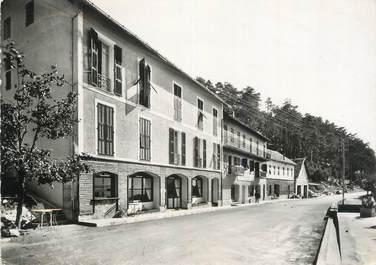 "CPSM FRANCE 06 ""Péira Cava, Hôtel Trucchi""."