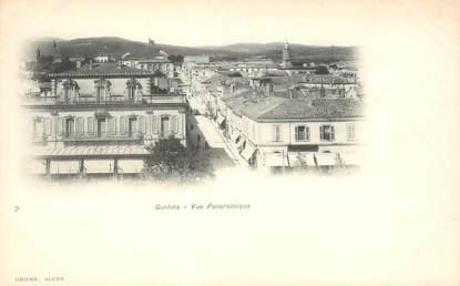 "CPA ALGERIE ""Guelma, vue panoramique"""
