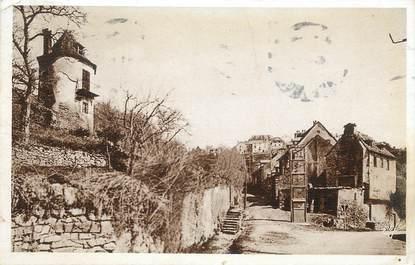 """CPA FRANCE 12 """" Rodez, Pont Viel""""."""