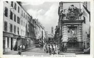 "56 Morbihan CPSM FRANCE 56 "" Lorient, La rue du Maréchal Foch"""