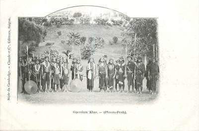 """CPA CAMBODGE """"Phnom Penh, Guerriers Khas"""""""