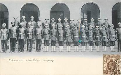 """CPA CHINE / HONG KONG """"Police"""""""