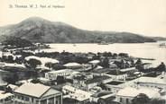 """Antille CPA ILES VIERGES """"Saint Thomas"""""""