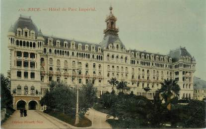 """CPA FRANCE 06 """"Nice, Hotel du Parc Impérial"""""""